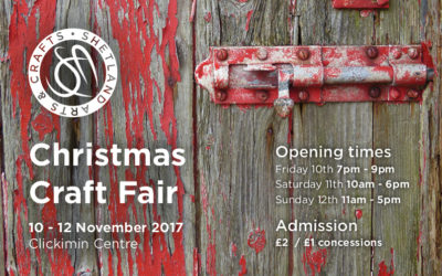 Who's at the Craft Fair 2017