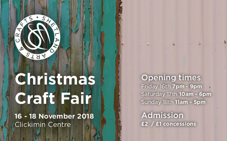 Who's at the Craft Fair 2018